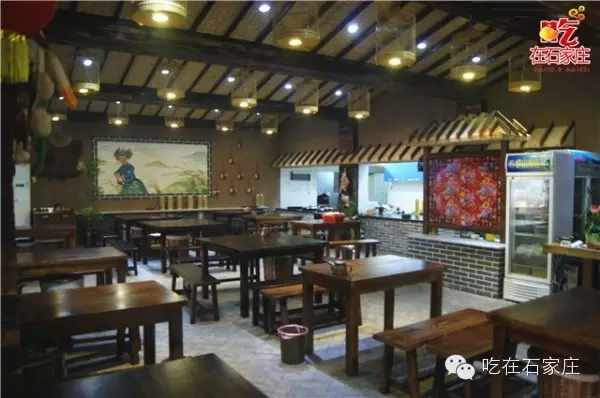 石家庄特色主题餐厅 小八路饭店图片 193738 600x398